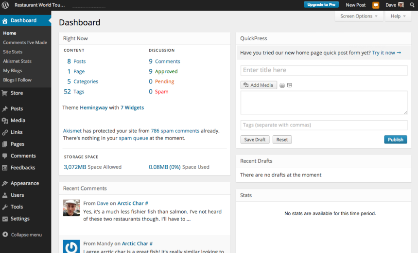wordpress_mp6_dashboard
